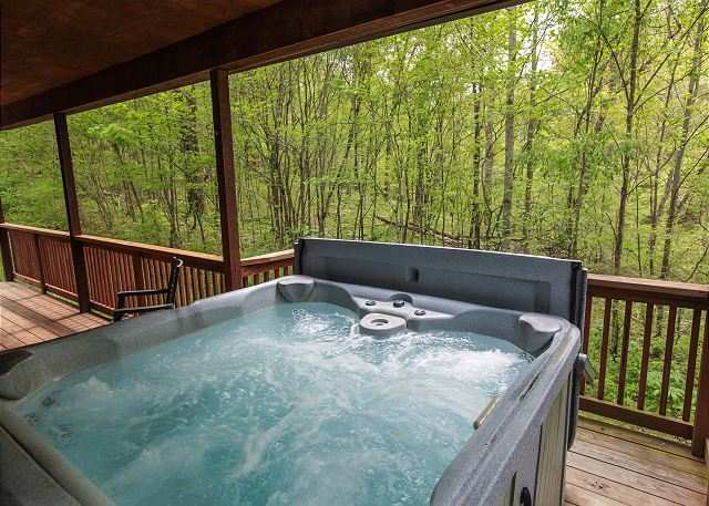 Ohio S Romantic Cabins Secluded Romantic Hocking Hills