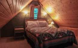 fall-cabin-loft-bed